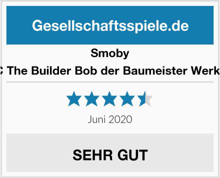 Smoby 360129VPC The Builder Bob der Baumeister Werkzeuggürtel Test