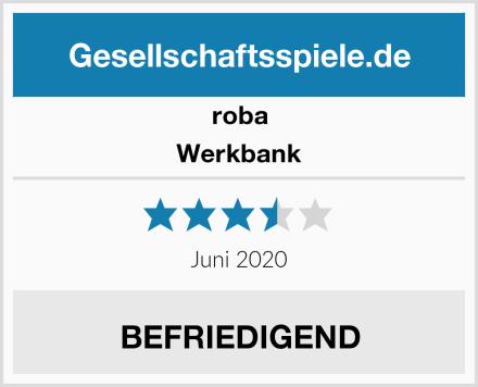roba Werkbank Test