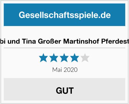Bibi und Tina Großer Martinshof Pferdestall Test