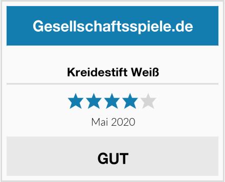 No Name Kreidestift Weiß Test