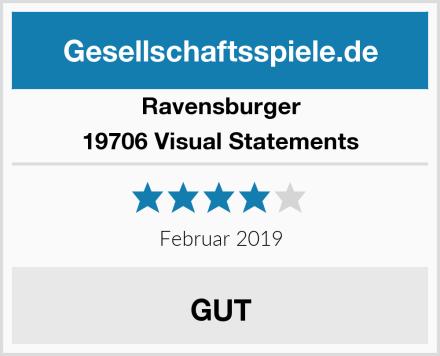 Ravensburger 19706 Visual Statements Test