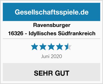 Ravensburger 16326 - Idyllisches Südfrankreich Test