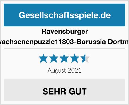 Ravensburger Erwachsenenpuzzle11803-Borussia Dortmund Test