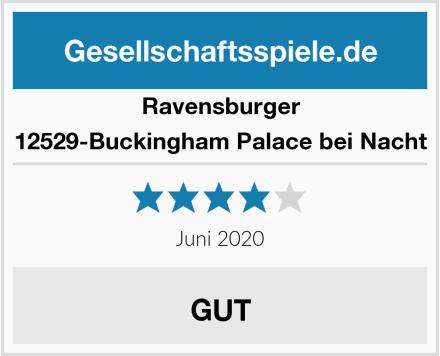Ravensburger 12529-Buckingham Palace bei Nacht Test