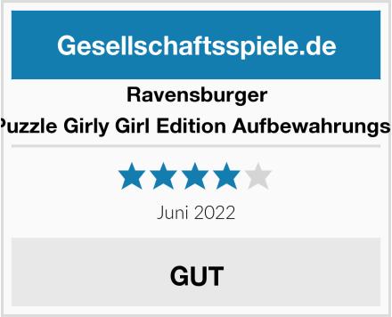 Ravensburger 12072 3D-Puzzle Girly Girl Edition Aufbewahrungsbox Pferde Test