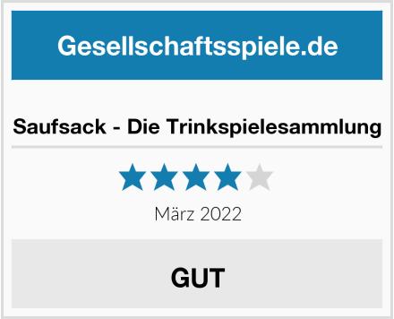 No Name Saufsack - Die Trinkspielesammlung Test