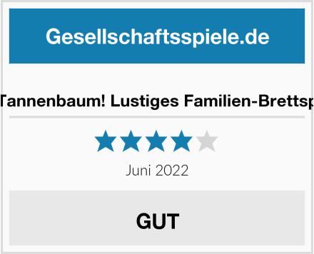 No Name O Tannenbaum! Lustiges Familien-Brettspiel Test