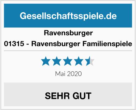 Ravensburger 01315 - Ravensburger Familienspiele Test