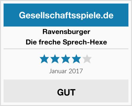 Ravensburger Die freche Sprech-Hexe Test