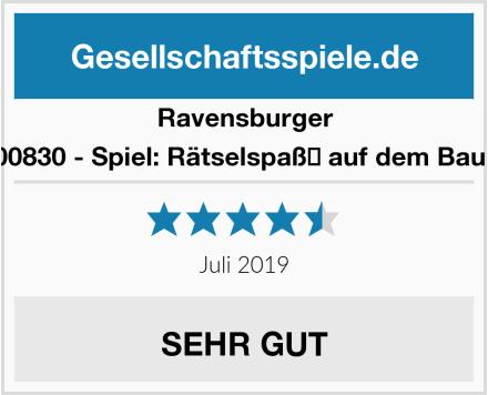 Ravensburger tiptoi 00830 - Spiel: Rätselspaߟ auf dem Bauernhof Test