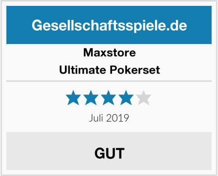 Maxstore Ultimate Pokerset Test