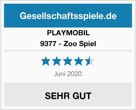 Playmobil 9377 - Zoo Spiel Test