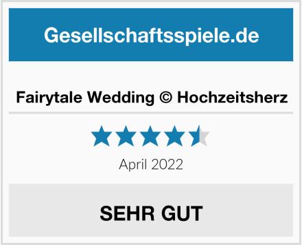 No Name Fairytale Wedding © Hochzeitsherz Test