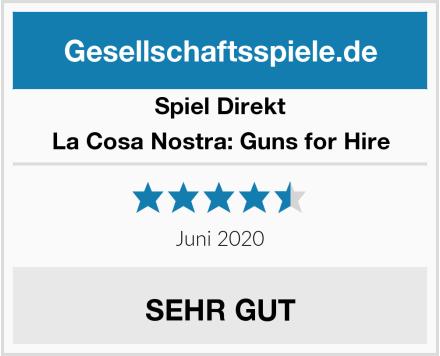 Spiel Direkt La Cosa Nostra: Guns for Hire Test