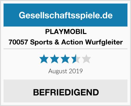 Playmobil 70057 Sports & Action Wurfgleiter Test