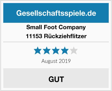 Small Foot Company 11153 Rückziehflitzer Test