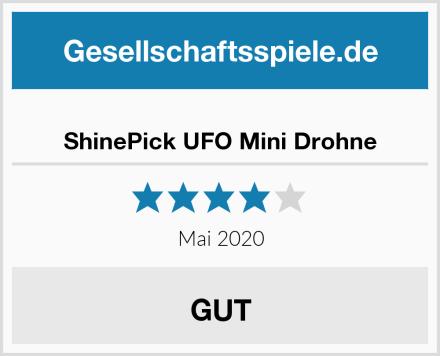 ShinePick UFO Mini Drohne Test