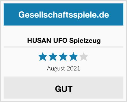 HUSAN UFO Spielzeug Test