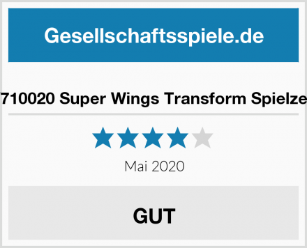Auldeytoys YW710020 Super Wings Transform Spielzeugfigur Donnie Test