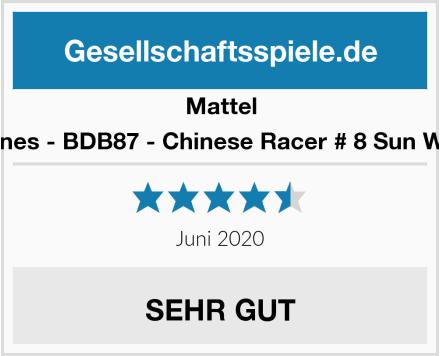 Mattel Planes - BDB87 - Chinese Racer # 8 Sun Wing Test