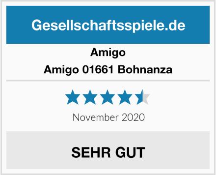 Amigo Spiel + Freizeit Amigo 01661 Bohnanza Test