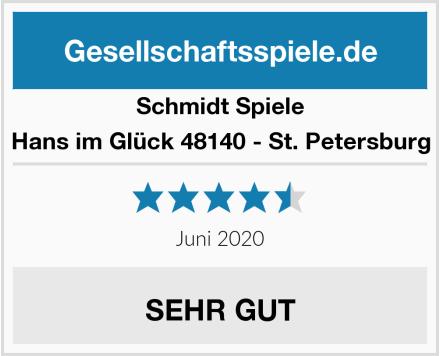 Schmidt Spiele Hans im Glück 48140 - St. Petersburg Test