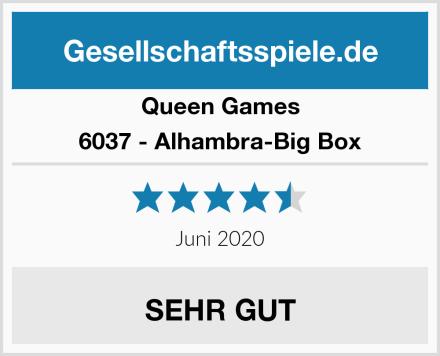 Queen Games 6037 - Alhambra-Big Box Test