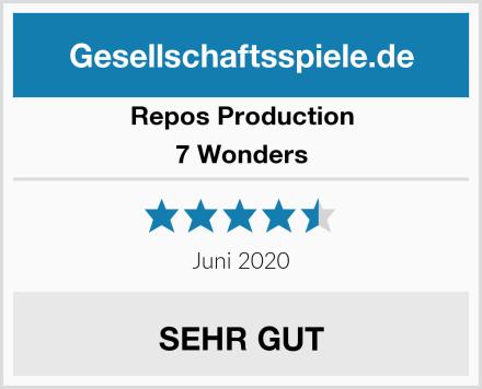 Repos Production 7 Wonders Test