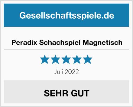 Peradix Schachspiel Magnetisch Test