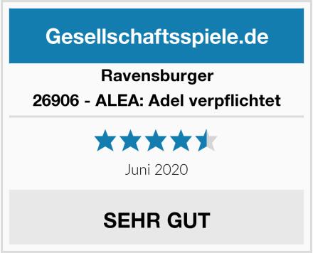 Ravensburger 26906 - ALEA: Adel verpflichtet Test