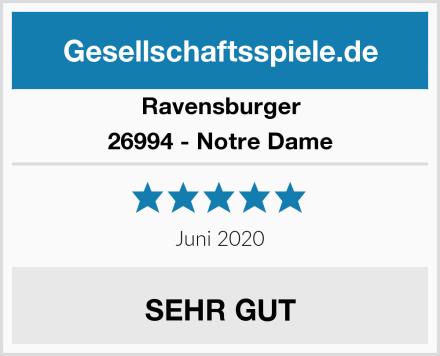 Ravensburger 26994 - Notre Dame Test
