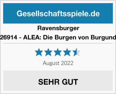 Ravensburger 26914 - ALEA: Die Burgen von Burgund Test
