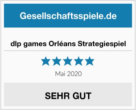 dlp games Orléans Strategiespiel Test