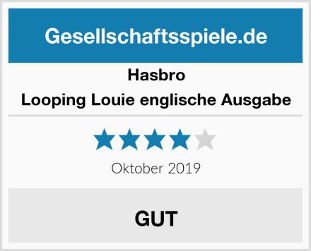 Hasbro Looping Louie englische Ausgabe Test