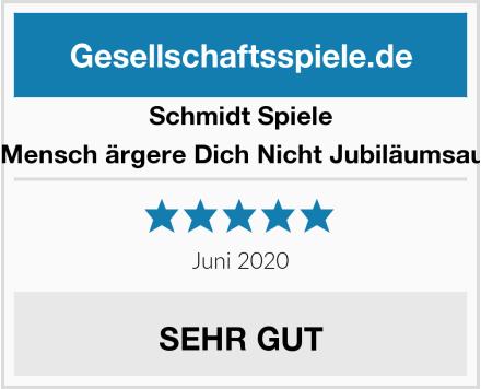 Schmidt Spiele 49020 Mensch ärgere Dich Nicht Jubiläumsausgabe Test