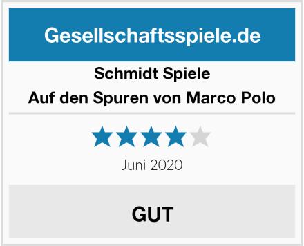 Schmidt Spiele Auf den Spuren von Marco Polo Test