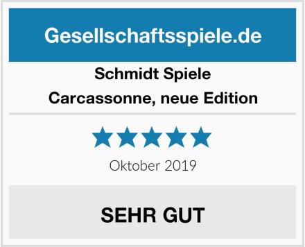 Schmidt Spiele Carcassonne, neue Edition Test