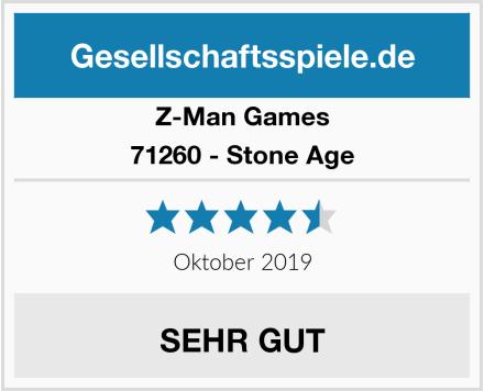 Z-Man Games 71260 - Stone Age Test