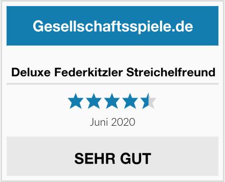 Deluxe Federkitzler Streichelfreund Test