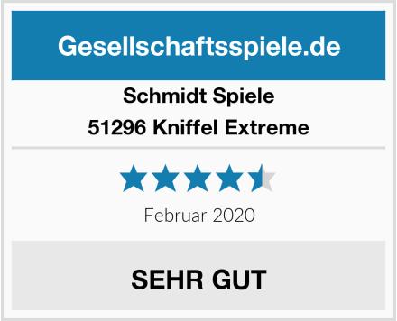 Schmidt Spiele 51296 Kniffel Extreme Test