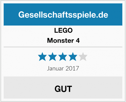 LEGO Monster 4 Test