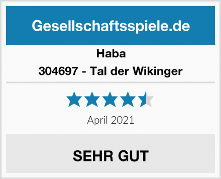 Haba 304697 - Tal der Wikinger Test