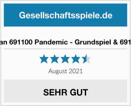 ZMan 691100 Pandemic - Grundspiel & 691120 Test