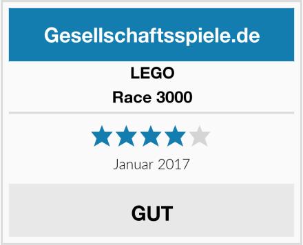 LEGO Race 3000 Test