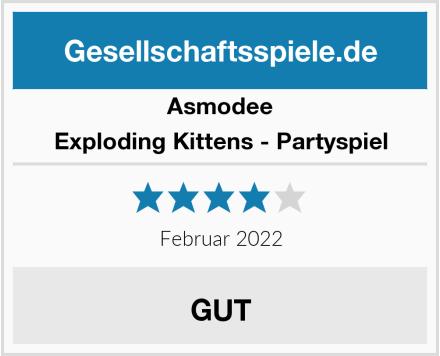 Asmodee Exploding Kittens - Partyspiel Test