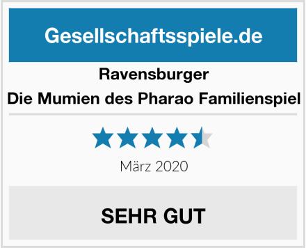 Ravensburger Die Mumien des Pharao Familienspiel Test