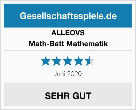 ALLEOVS Math-Batt Mathematik Test