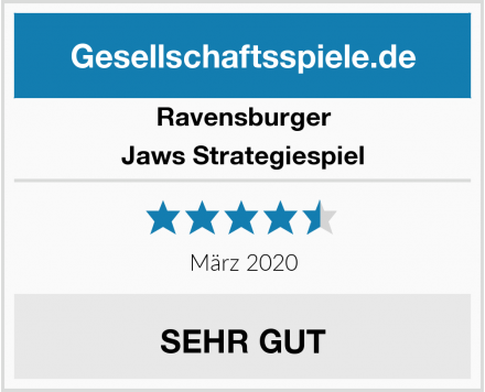 Ravensburger Jaws Strategiespiel Test