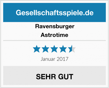 Ravensburger Astrotime Test