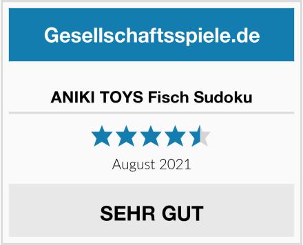 ANIKI TOYS Fisch Sudoku Test